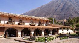 Auu00dfenansicht vom Hotel Sonesta Posadas del Inca Yucay, Sacred Valley in Peru