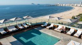 Pool, PortoBay Rio de Janeiro, Brazil, South America