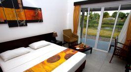Schlafzimmer im Pasikudah, Ametheyst in Sri Lanka