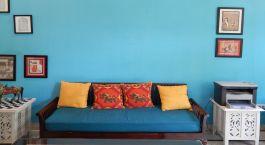 Zimmeransicht Coral Court Homestay in Agra Indien