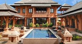 Enchanting Travels - Myanmar Tours-Bagan-Aureum Palace- Pool