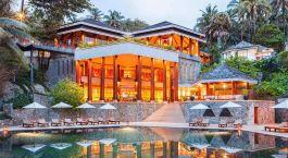 Auu00dfenansicht von The Surin Phuket, Phuket in Thailand