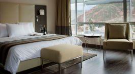 Zimmer im Casa Grande Hotel in La Paz, Bolivien
