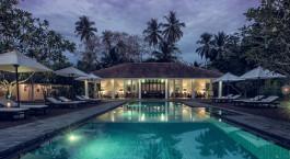 Pool im Taru Villas u2013 Lighthouse Street Hotel in Galle Fort, Sri Lanka
