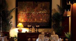 Restaurant im Hotel Belmond La Residence Du2019 Angkor, Siem Reap in Kambodscha