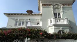 Auu00dfenansicht von Villa Barranco by Ananay Hotels in Lima, Peru