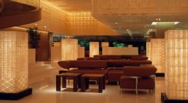 Lobby im Hyatt Regency Kyoto in Japan