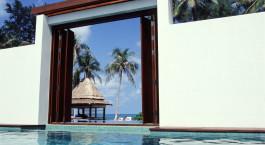 Pool im Hotel Sala Samui Resort & Spa in Koh Samui, Thailand