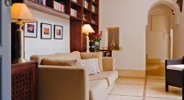 Lounge Bereich im Ried Adore in Marrakesch, Marokko