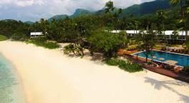 Auu00dfenansicht von Avani Seychelles Barbarons Resort & Spa in Mahe, Seychellen