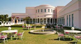 Gartenanlage Sujan Raj Mahal Palace Jaipur Indien