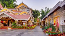 Exterior View Mayfair Gangtok Hotels, Sikkim, India, Asia