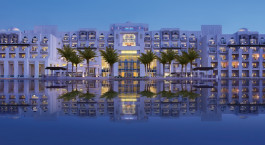 Exterior view of Eastern Mangroves Hotel & Spa by Anantara in Abu Dhabi