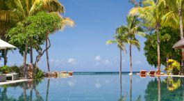 Swimmingpool im Hilton Mauritius Resort and Spa in Mauritius