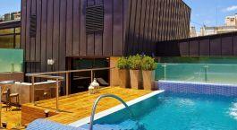Enchanting Travels - Su00fcdamerika Reisen - Buenos Aires -Hotel  Algodon Mansion - Pool