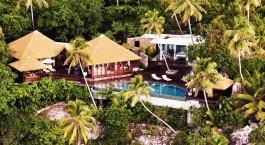 Enchanting Travels-Seychelles Reisen-Fregate Island Hotel- Auu00dfenansicht