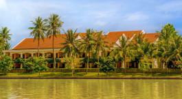 Enchnating Travels - Asien Reisen - Thailand -Anantara Hoi An Resort-  Auu00dfenansicht