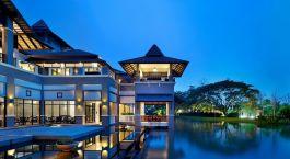 Auu00dfenansicht des Le Mu00e9ridien Chiang Rai Resort in Chiang Rai, Thailand
