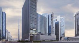 Enchanting Travels UAE Tours Dubai Hotels The Oberoi Dubai Exteriror_Daylight