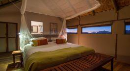 Doppelzimmer im Sossusvlei Desert Lodge, Sossusvlei in Namibia
