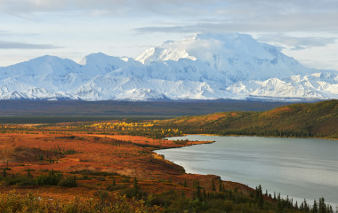 Denali National Park in Alaska
