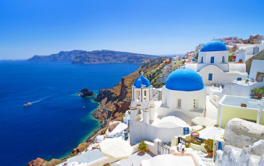 Enchanting Travels Greece Tours Santorini