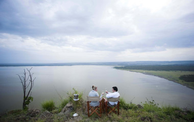 Lake Elementaita in Kenyaa