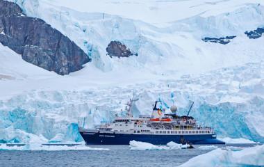 Hotel Ocean Adventurer by Quark Expeditions, Antarctica