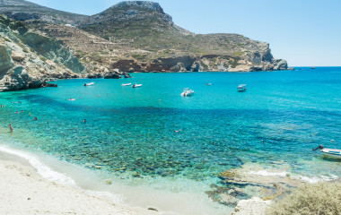 Enchanting Travels Greece Tours Folegandros