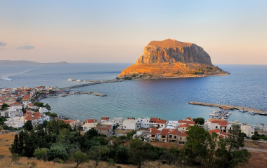 Enchanting Travels Greece Tours Monemvasia