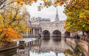 City of Bath, Somerset, England, United Kingdom, Europe