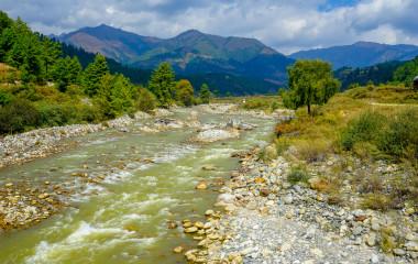 Bumthang Tang Valley