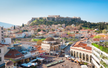 Enchanting Travels Greece Tours Athens city