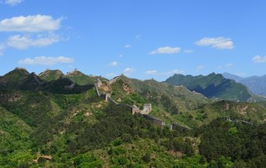 Jinshanling Great Wall Chengde City Hebei Province China, Asia