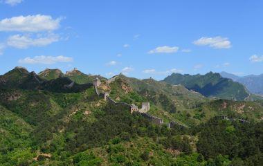 Jinshanling Great Wall Chengde City Hebei Province China, Asia