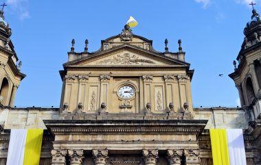 Enchanting Travels Guatemala Tours Guatemala City the Guatemala Metropolitan Cathedral in Plaza Mayor