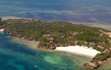 Chale Island, South Kenya, Africa
