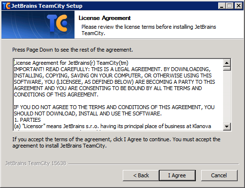 01-02-team-city-install-license-agreement