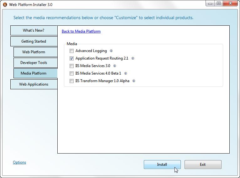 02-02-web-platform-installer-media-platform-application-request-routing