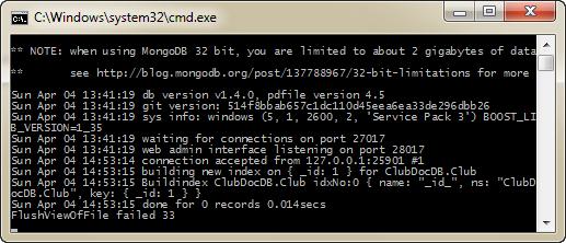 mongodb-server-insert