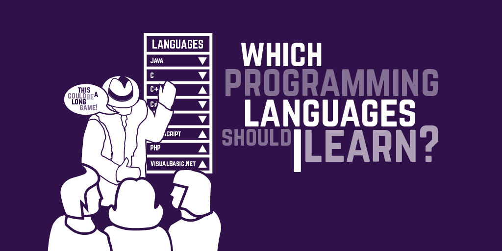 Which programming languages should I learn?