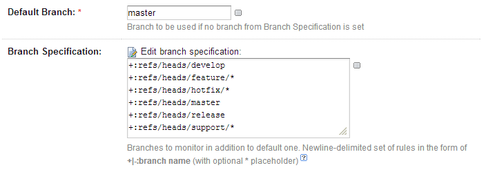 Enable Feature Branching