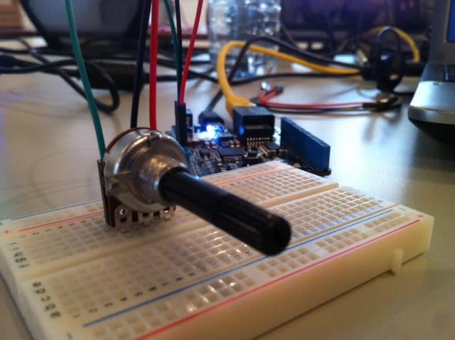 Voltage reader view 1