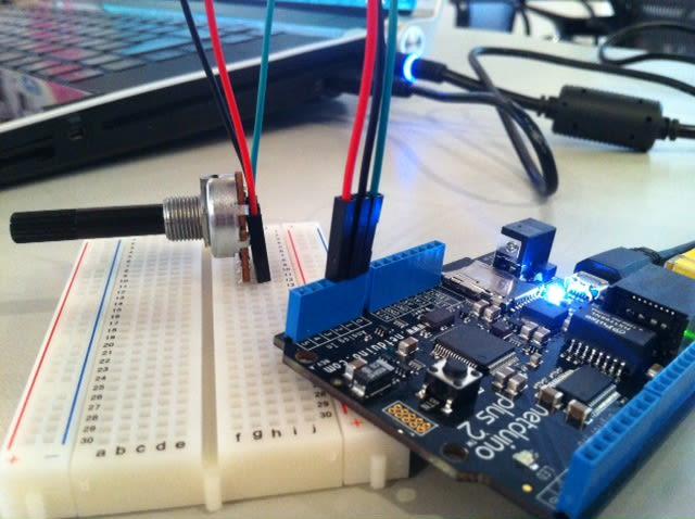 voltage reader view 2