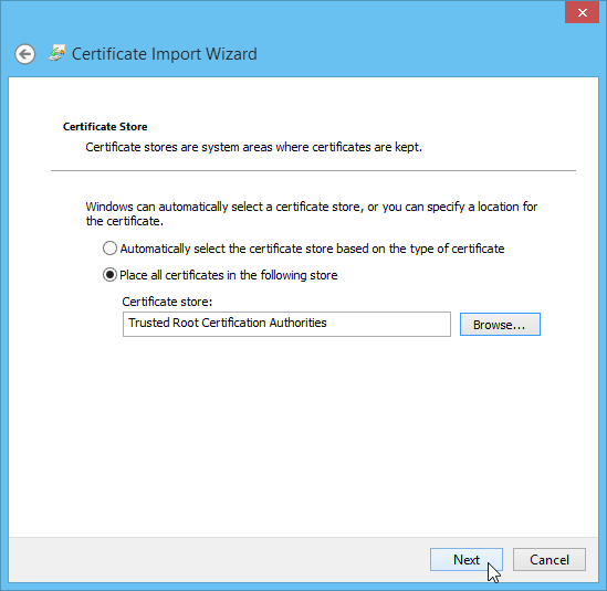 12-confirm-certificate-store