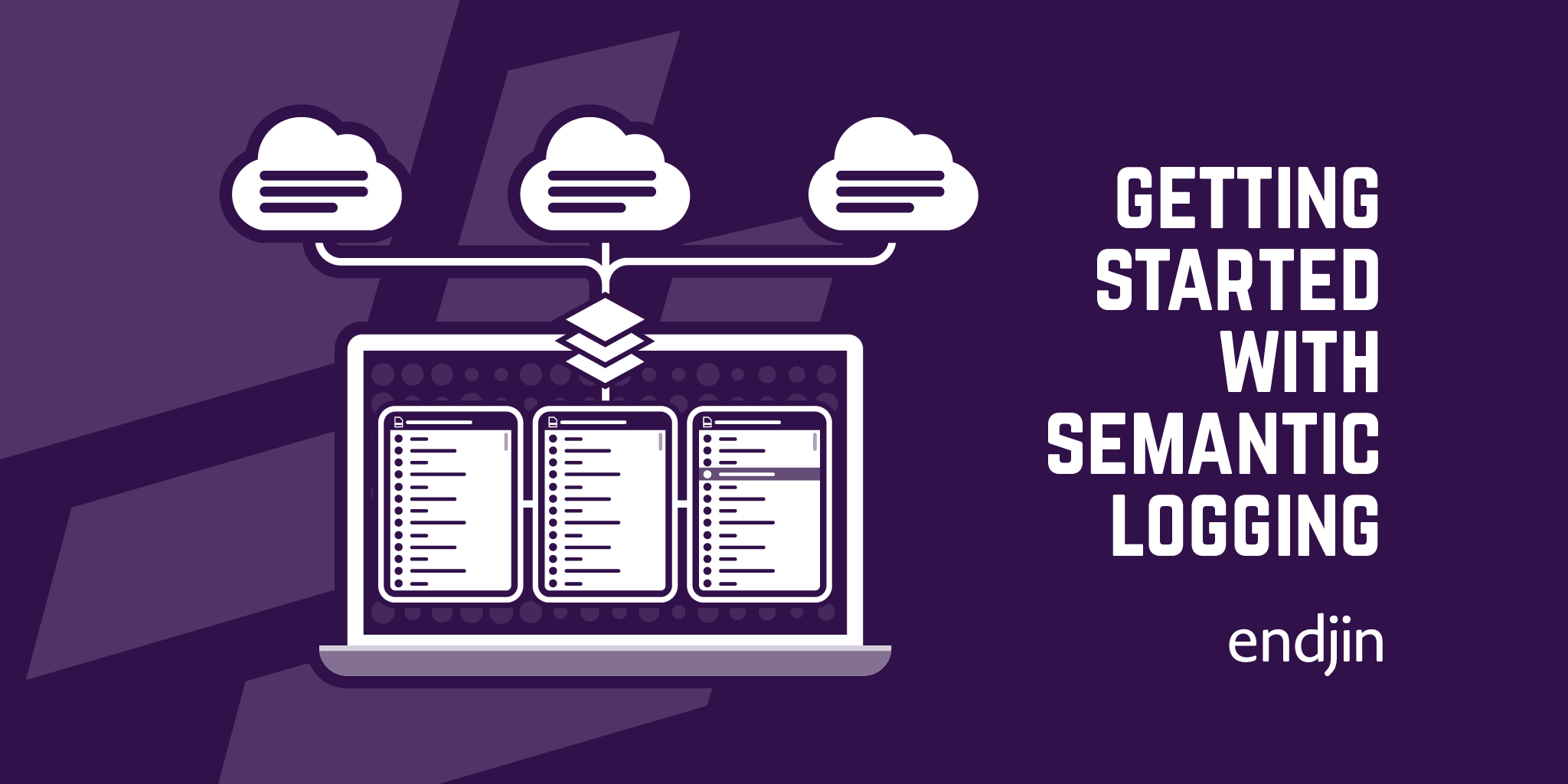 Getting started with semantic logging