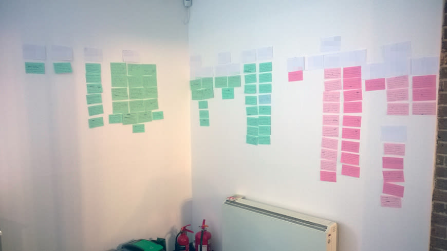 User Story Planning
