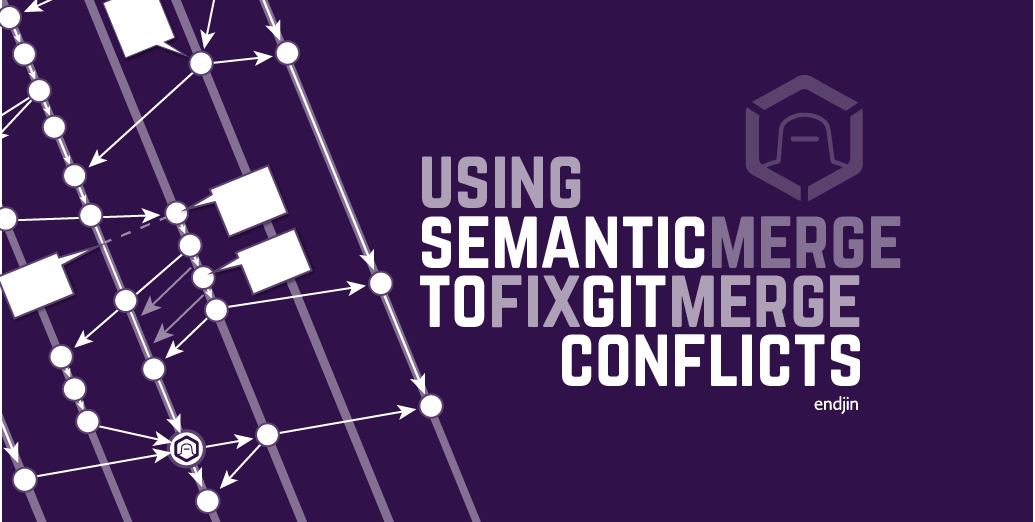 Using SemanticMerge to fix Git merge conflicts