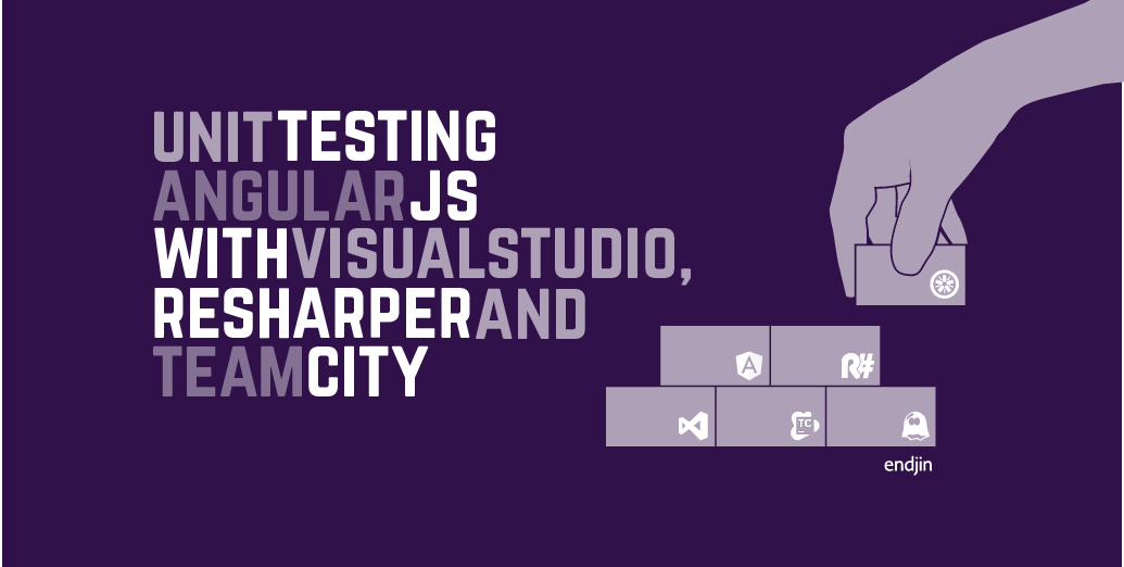 Unit testing AngularJS with Visual Studio, ReSharper and TeamCity