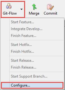 SmartGit configure